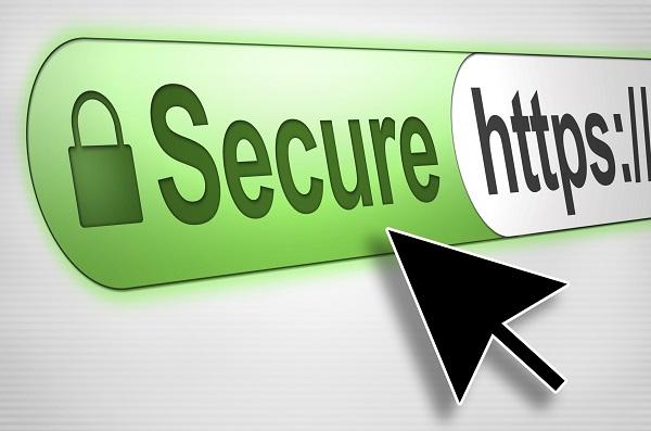 SSL certifikat omogoča varno povezavo