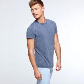 Moške majice v modri barvi